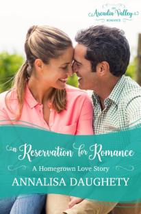 Reservation for Romance Cover